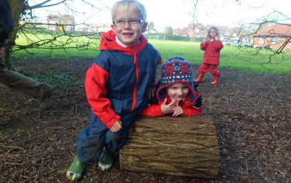 Forest schools – learning with nature