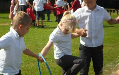 End of Year Games